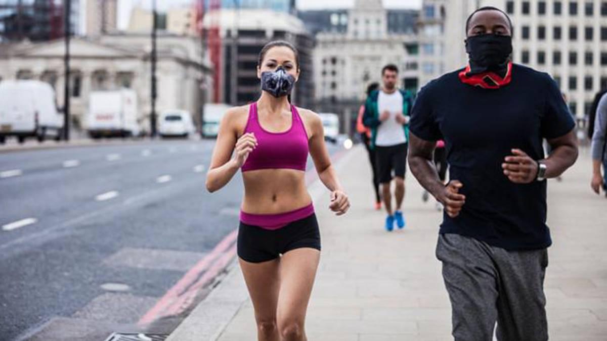 No hagas deporte con mascarilla si tienes alergia - AS.com