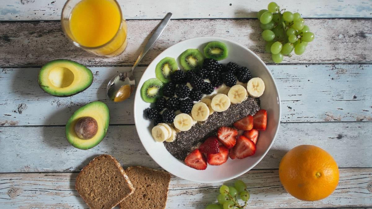 desayuno saludable con valor nutricional