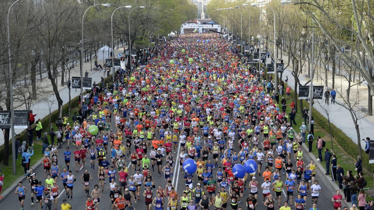 últimos Consejos Antes De Una Maratón Qué Comer Y Qué Beber As Com