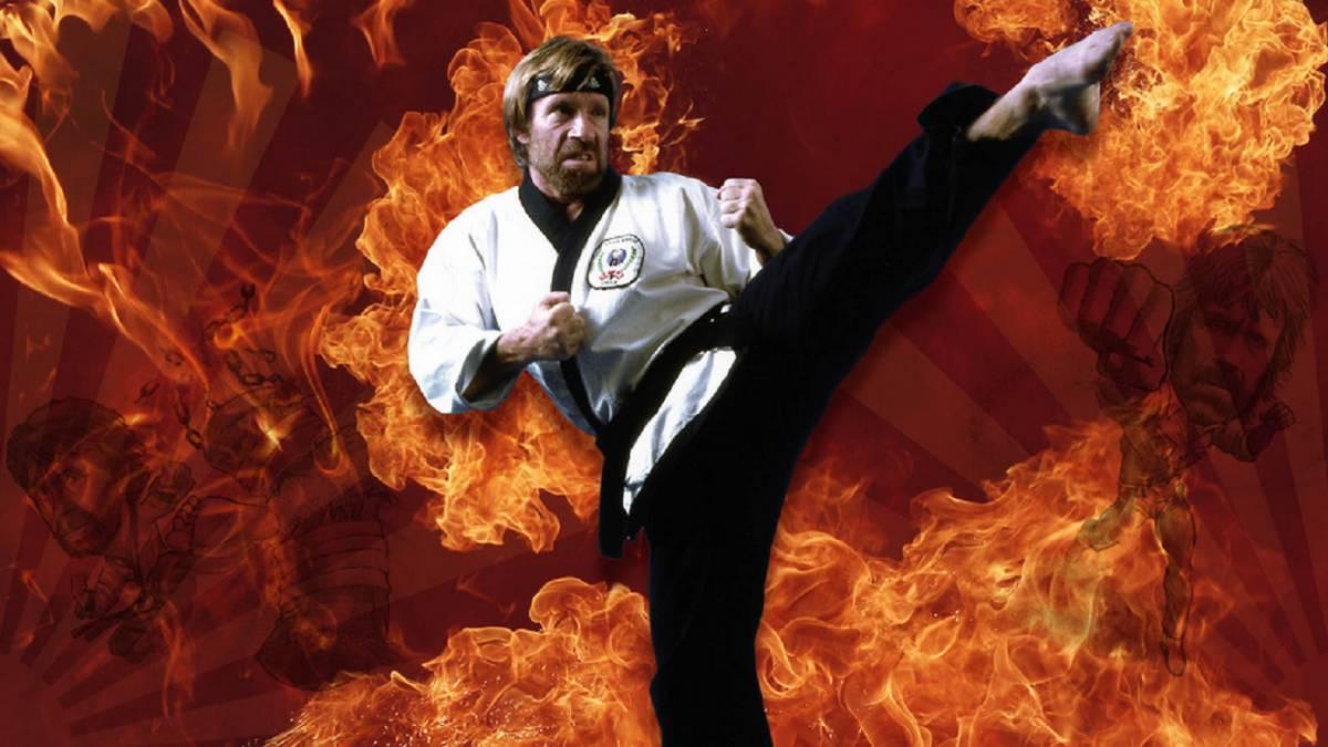 Chuck Norris 6 Datos Curiosos Sobre El Héroe Americano Que Quizá Desconozcas As Com