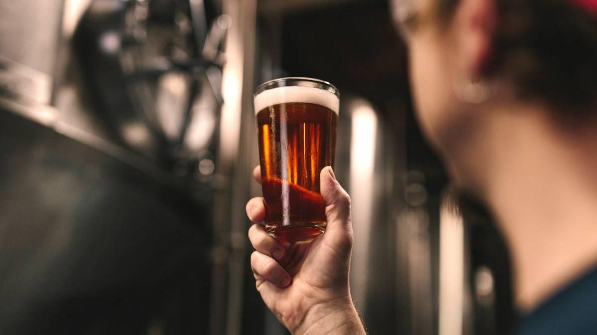Sin alcohol receta cerveza artesanal