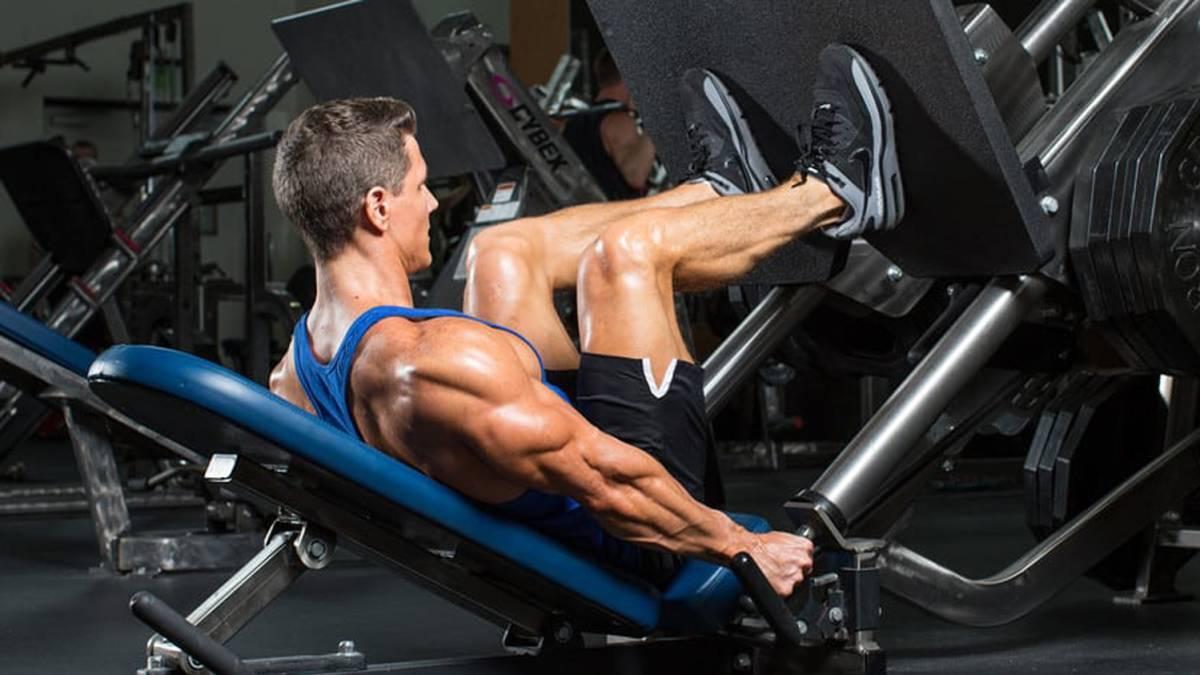 endurecer muslos y gluteos rapido