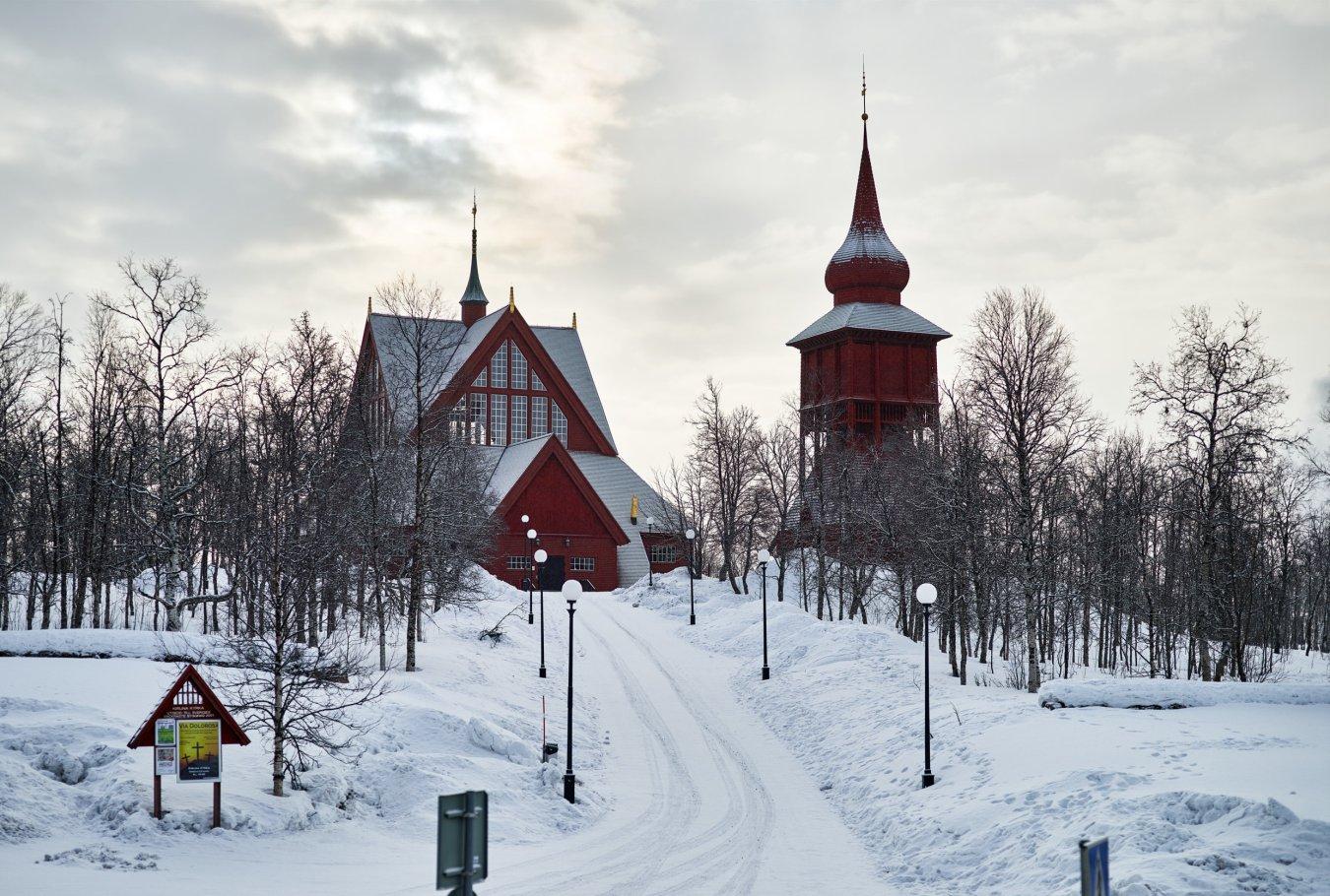 Kiruna (Laponia sueca)
