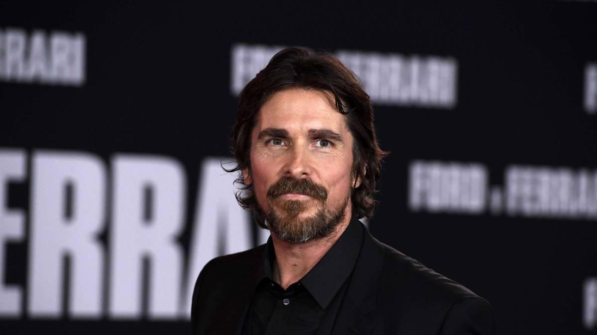 """Christian Bale: """"Si sigo haciendo lo mismo que hasta ahora, voy a morir"""" - AS.com"""