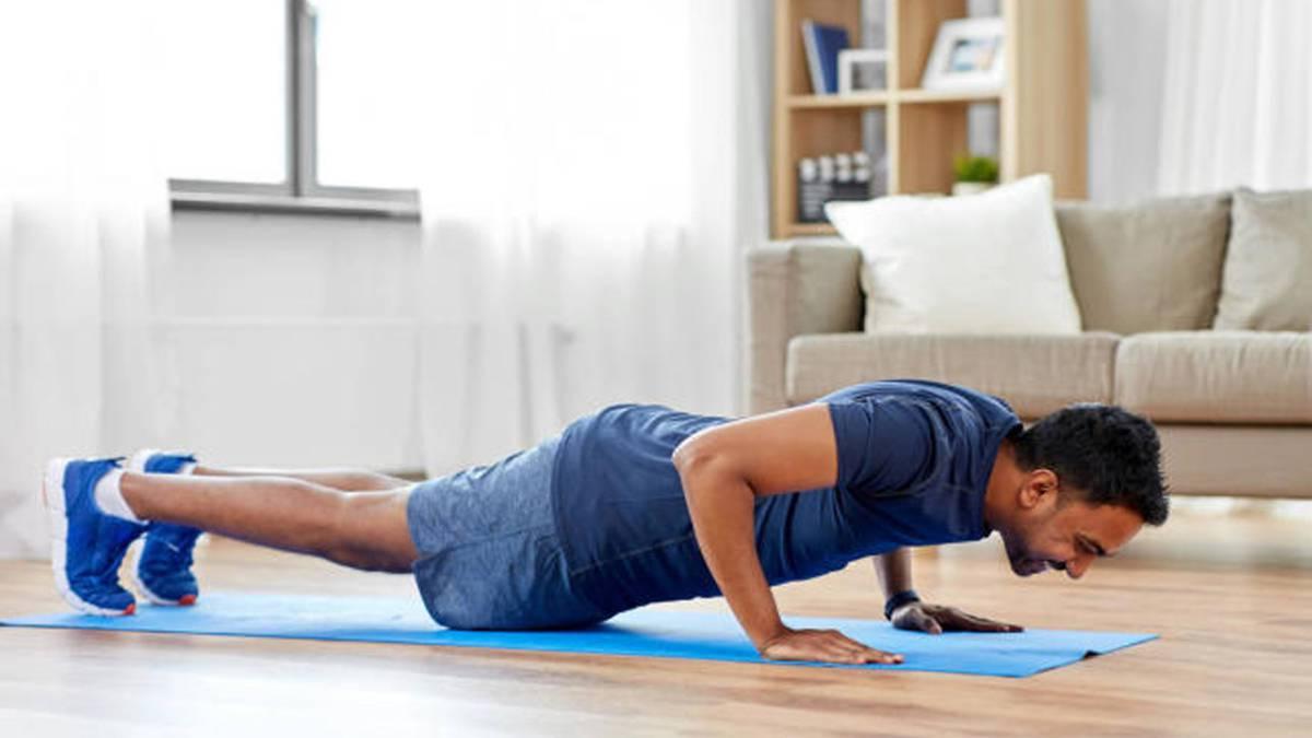 Coronavirus: ejercicios para hacer en casa durante la cuarentena ...