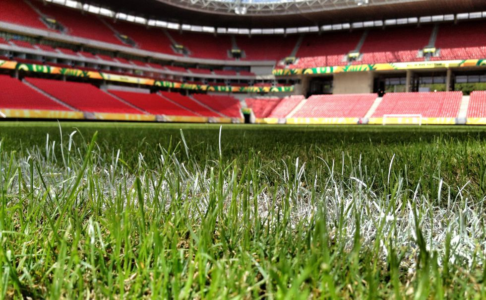 Confederation Cup Calendario.Long Grass For Spain S Debut In The Confederations Cup As Com
