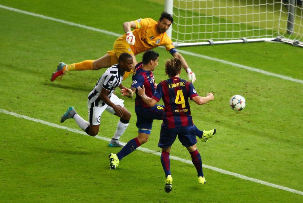 Барселона 3 1 ювентус