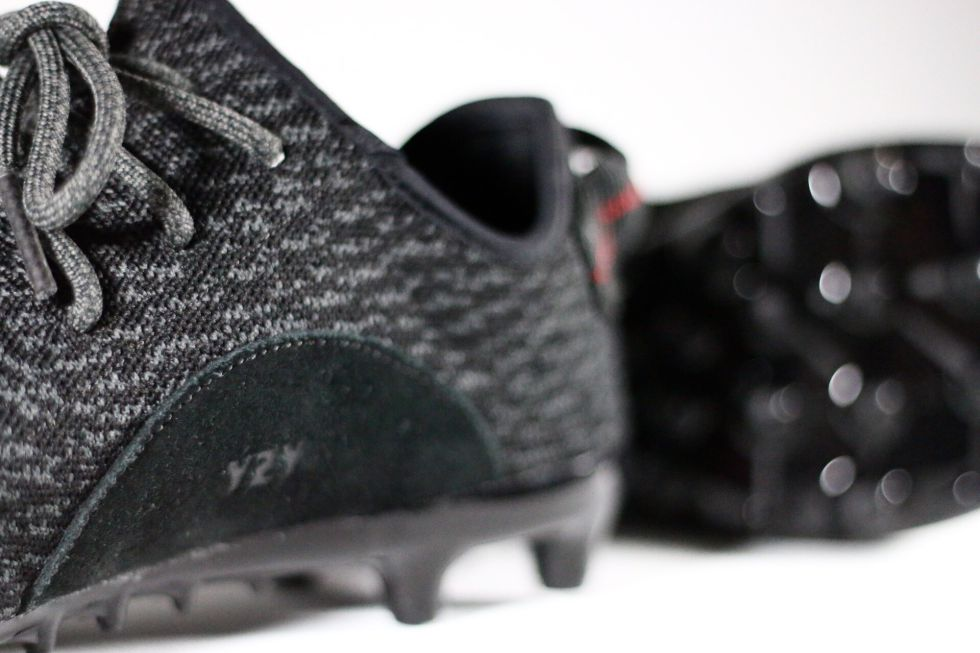 yeezy boost football boots