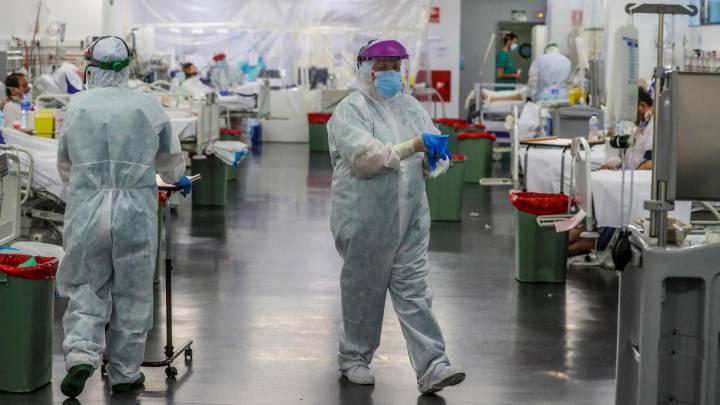 Coronavirus en España: muertos, casos y noticias del 10 de abril ...