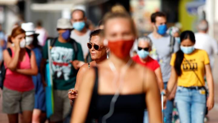 Coronavirus en España: rebrotes, casos y muertes | Última hora de la nueva  normalidad, en directo - AS.com