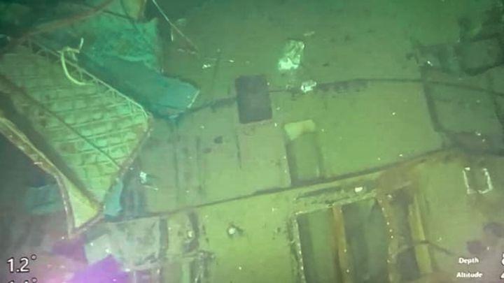 Hallan el submarino hundido en Indonesia partido en tres: los tripulantes  han fallecido - AS.com