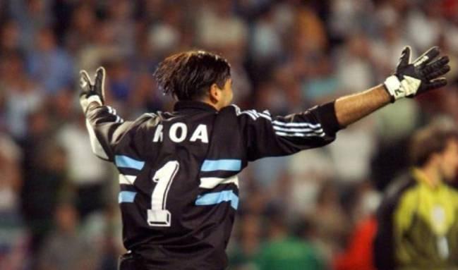 Los 15 mejores apodos de futbolistas que hoy se echan de