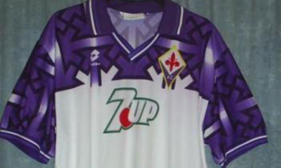 camisetas de futbol Fiorentina chica