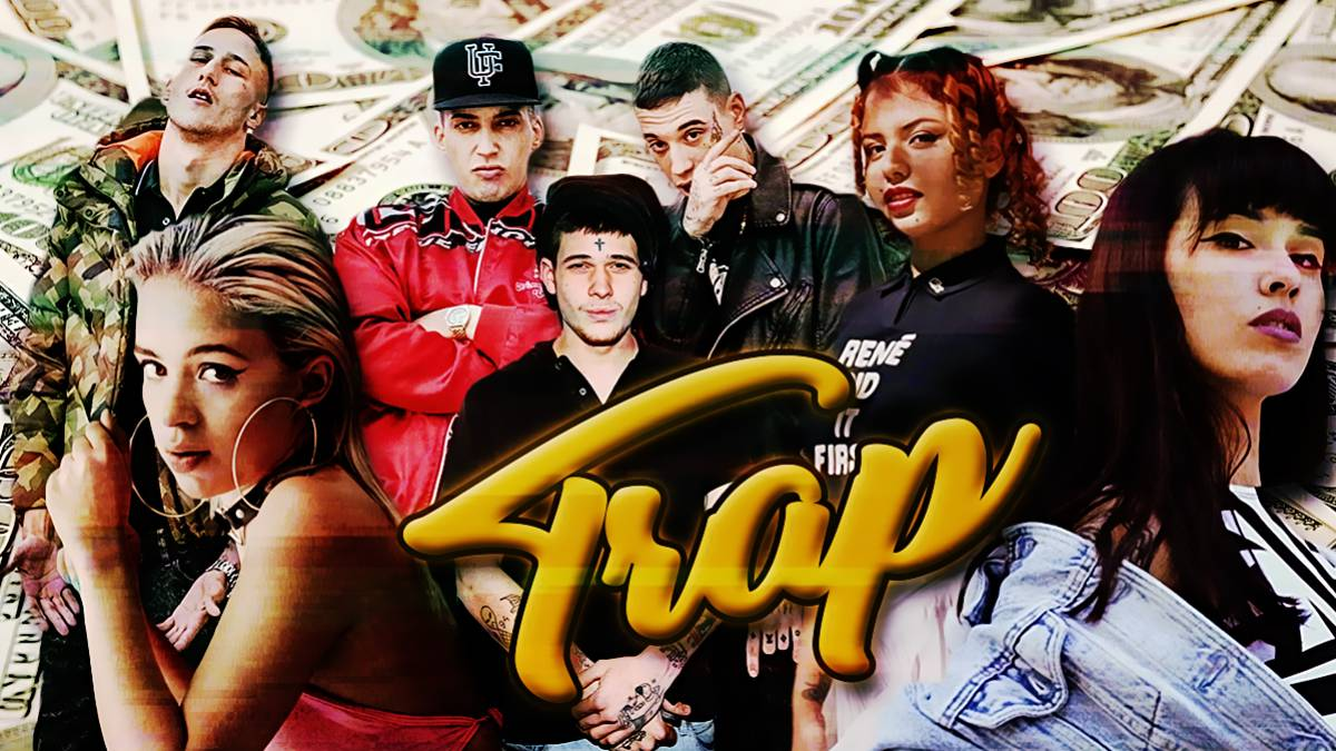 Resultado de imagen de musica trap español