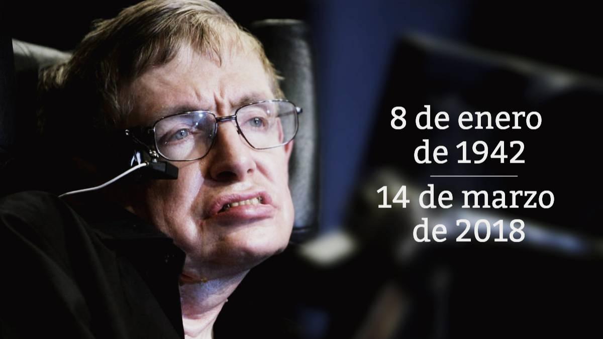 7 Frases Con Las Que Recordar A Stephen Hawking El Genio De