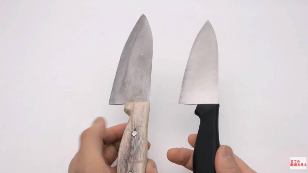 Este Youtuber Muestra Cómo Se Hace Un Cuchillo Con Papel De