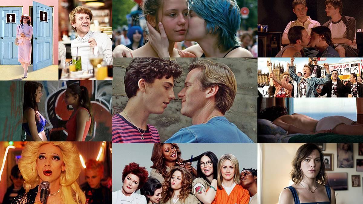 Películas y series LGTB para ver en Netflix (junio 2018)