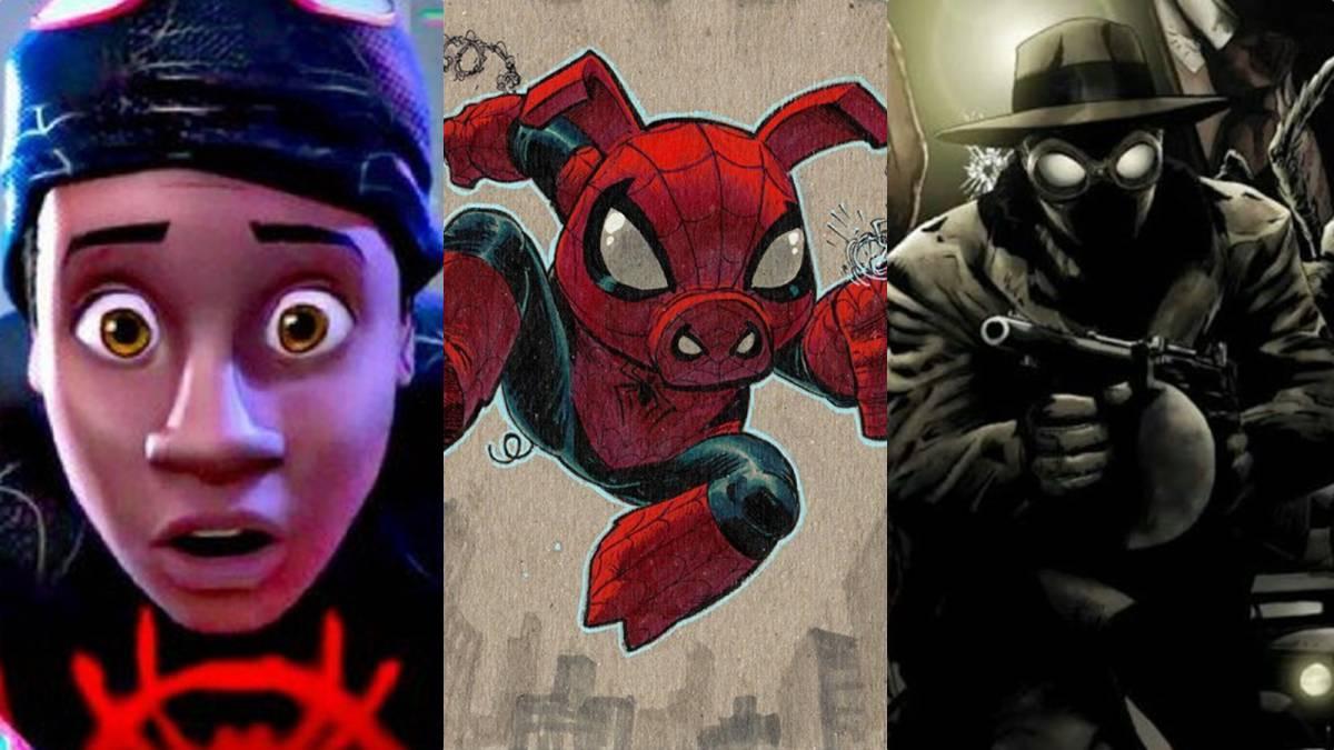 Hombre Todas Spider Versiones Del ManUn Universo' Tendrá Las Nuevo yb76gYf