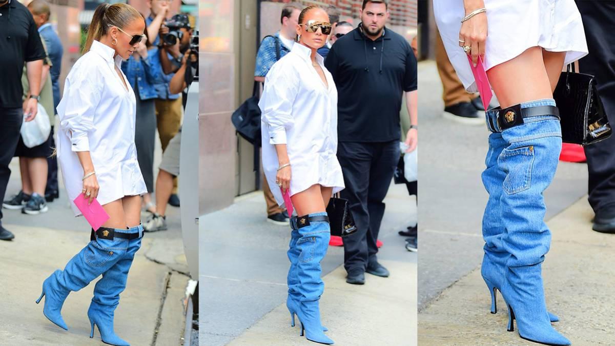La Prenda De Jennifer Lopez Que Esta Desconcertando A Las Redes Y Con Razon As Com