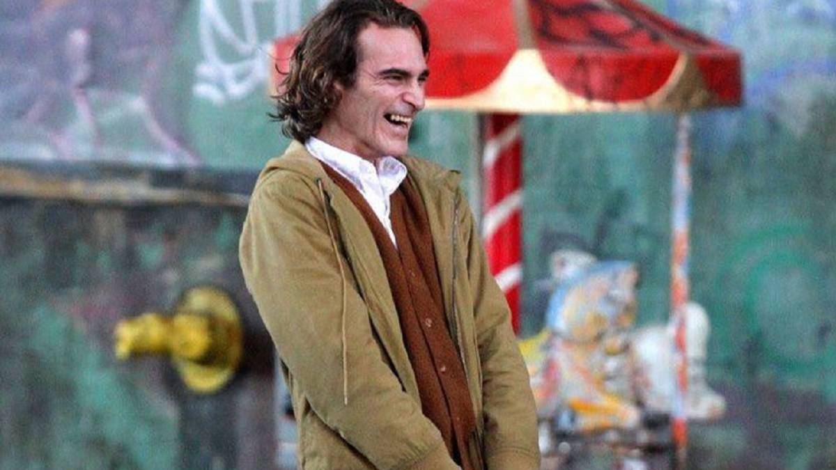 Asi Luce Joaquin Phoenix Como El Nuevo Joker Del Universo Dc