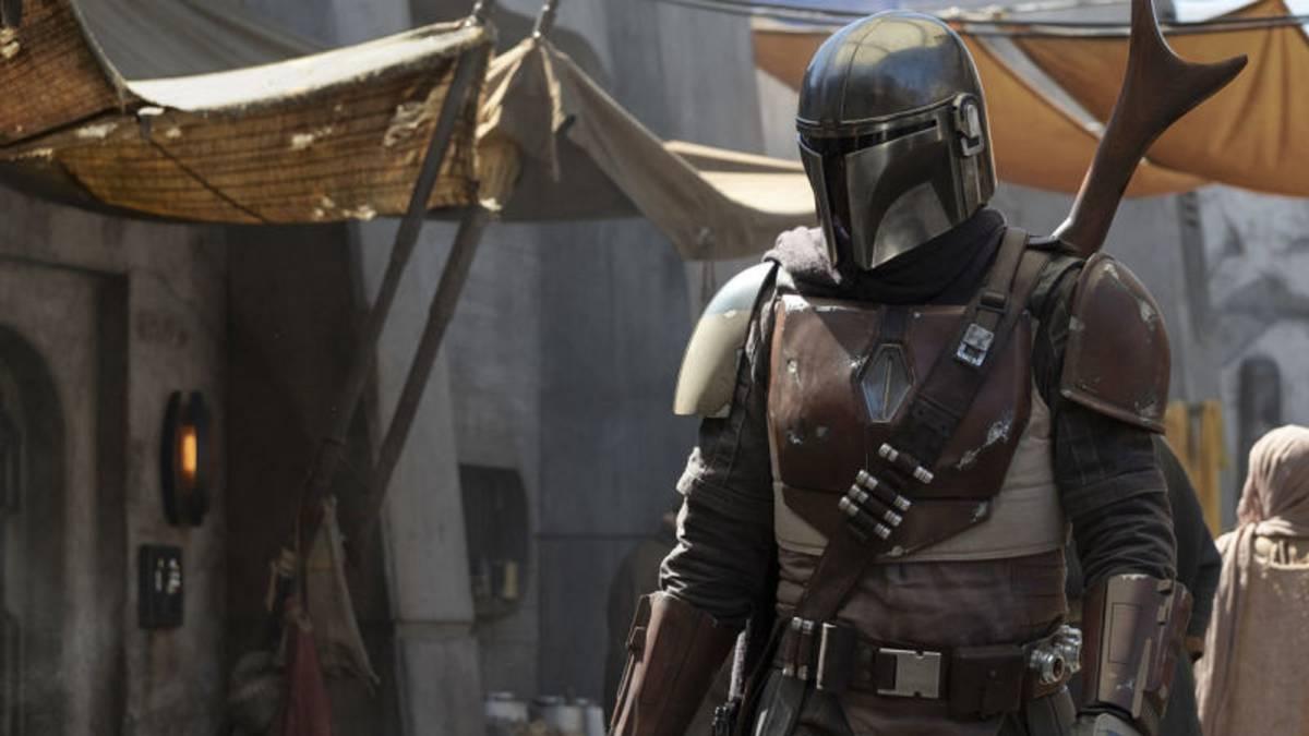 De qué tratará 'The Mandalorian', la primera serie con actores de Star Wars - AS.com