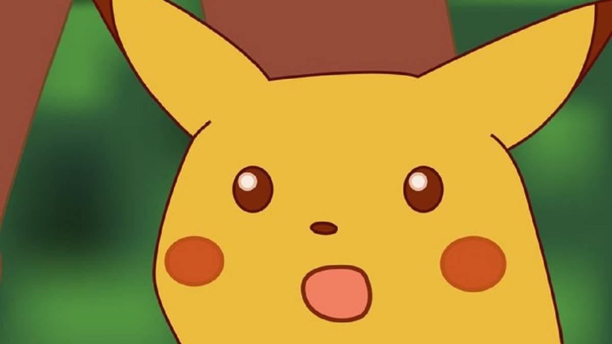 Pikachu sorprendido es el nuevo meme que no puedes parar de ver en internet  - AS.com