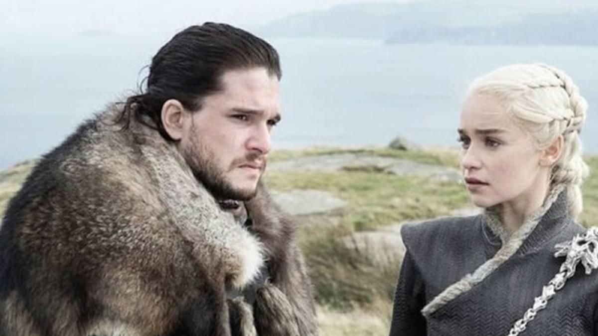 Juego De Tronos La Relacion Entre Jon Snow Y Daenerys Podria