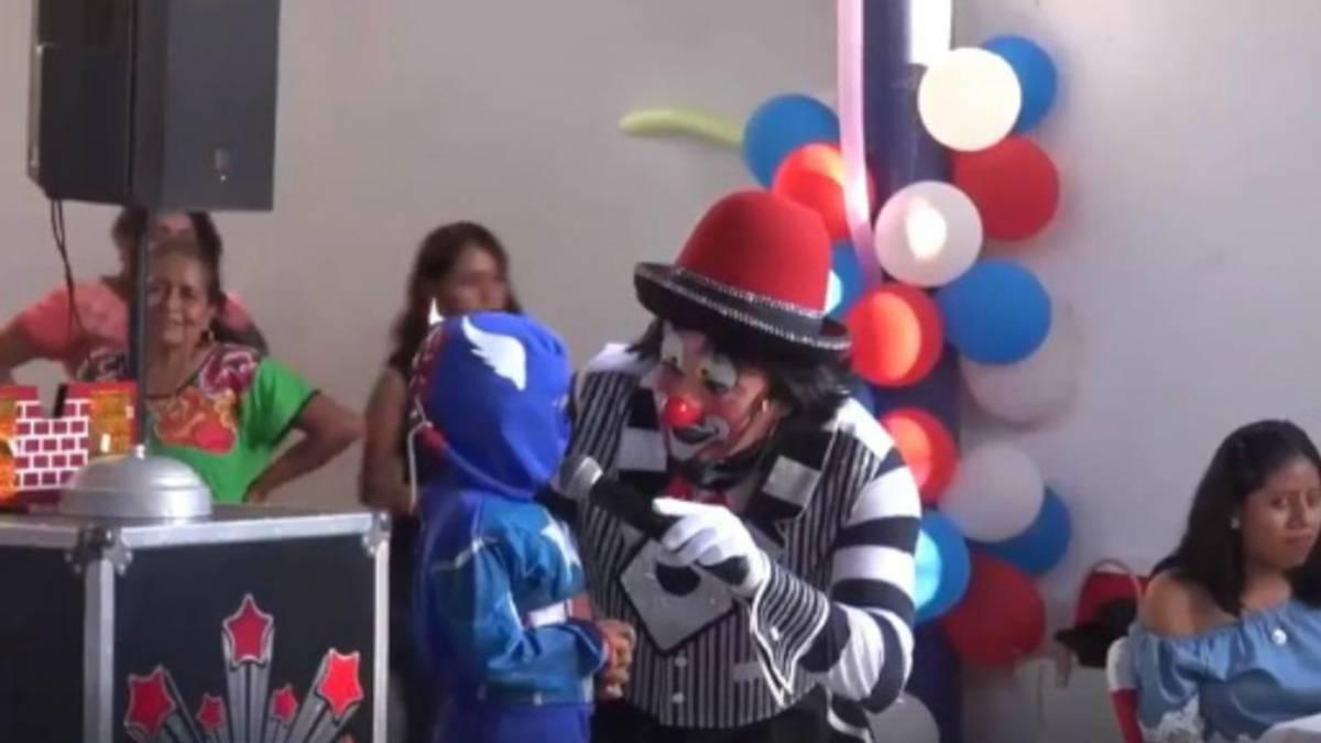 Este Payaso Se Vuelve Viral Tras El Troleo De Un Nino As Com