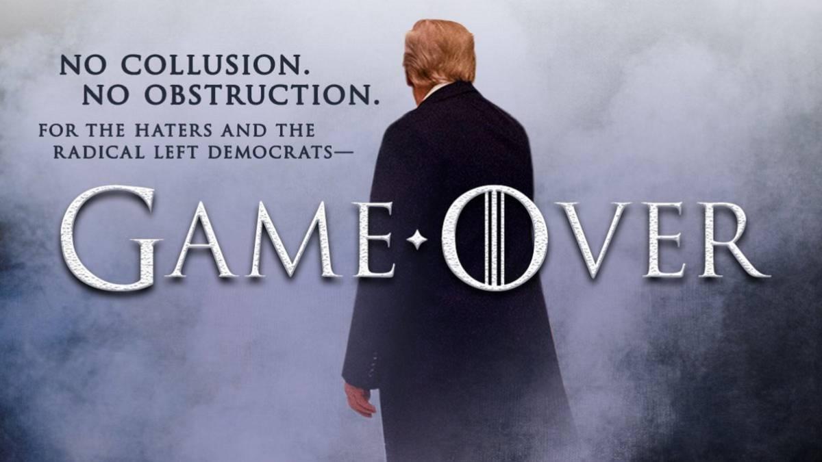 Trump Utiliza Juego De Tronos Para Un Meme Y Hbo Responde