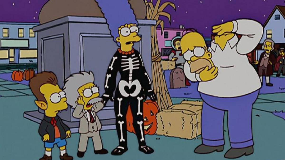 Todos están de acuerdo: en Halloween hay que ver los especiales de los  Simpson - AS.com