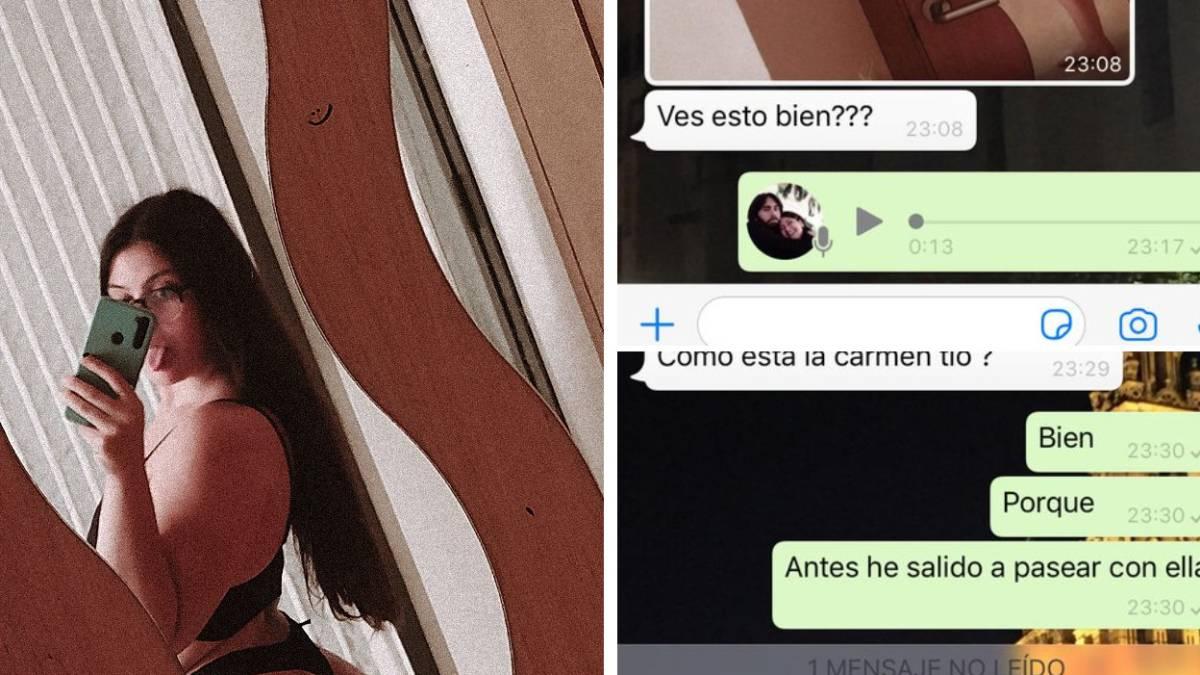 """Mujeres Enseñando La Tanga a tu novio le debes un respeto"""": críticas machistas a una"""