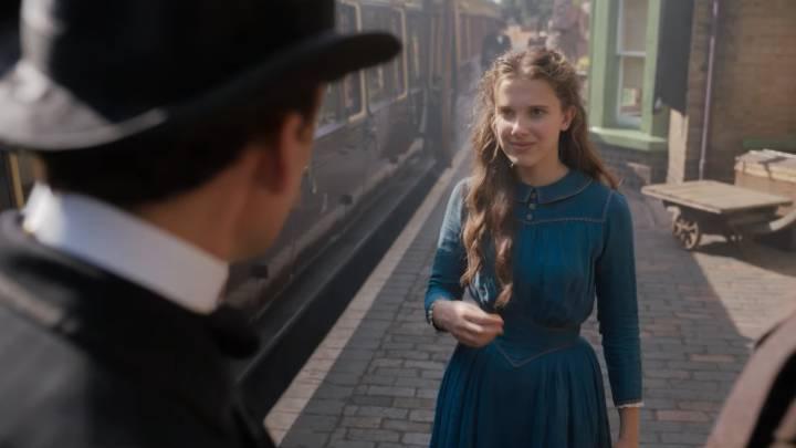 Primeras reacciones al estreno de 'Enola Holmes' - AS.com