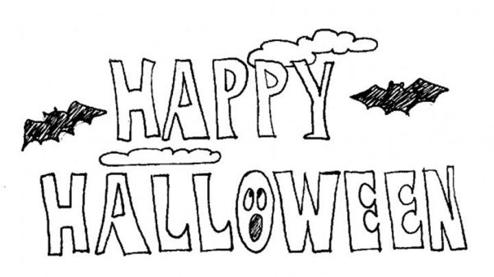 Halloween Para Niños Los Mejores Dibujos E Imágenes Para Imprimir Murciélagos Vampiros As Com