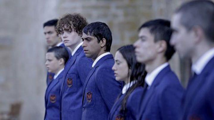 El Internado: Las Cumbres, ambientato in un collegio