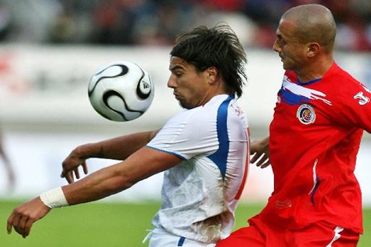 La República Checa derrota a una complicada Costa Rica - AS.com