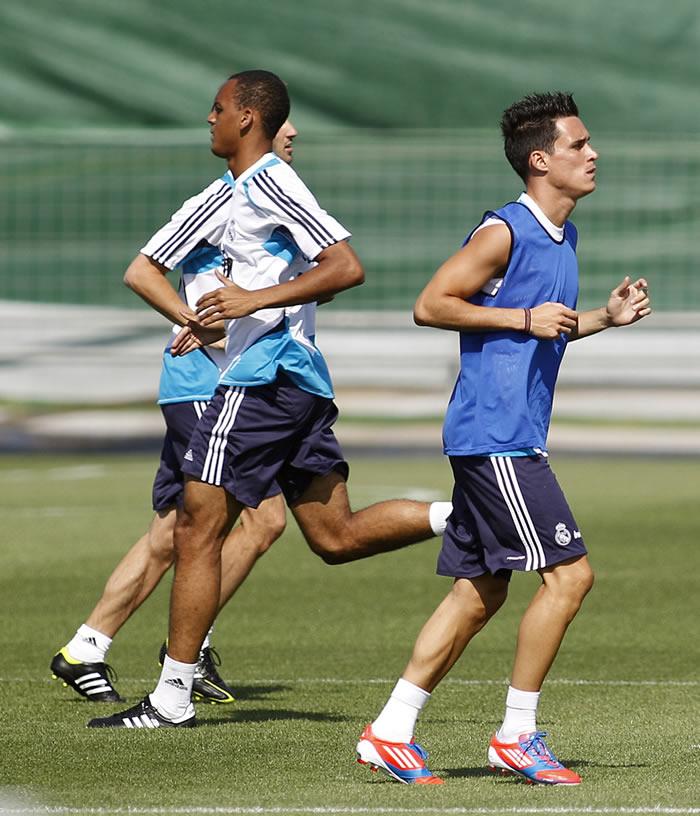 El Madrid cerró la cesión de Fabinho para el Castilla - AS com