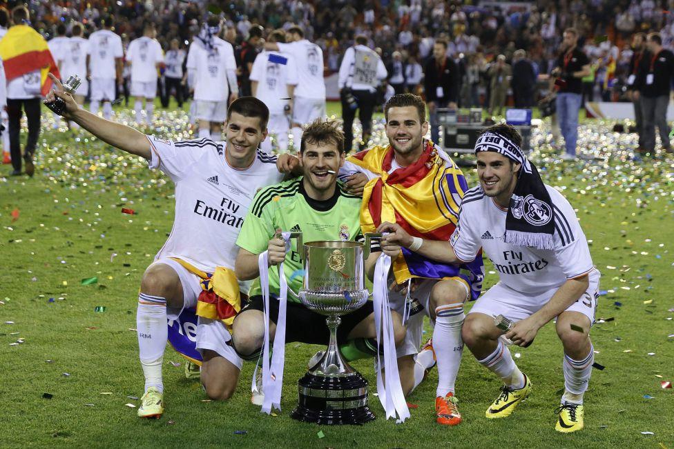 Copa Del Rey 2014 La Copa Del Rey Que Ganó El Real Madrid En Semana Santa As Com