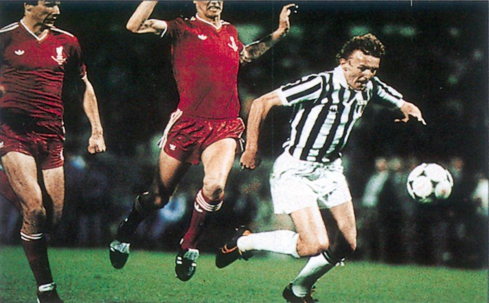 Las Dos Copas De Europa De La Juventus As Com
