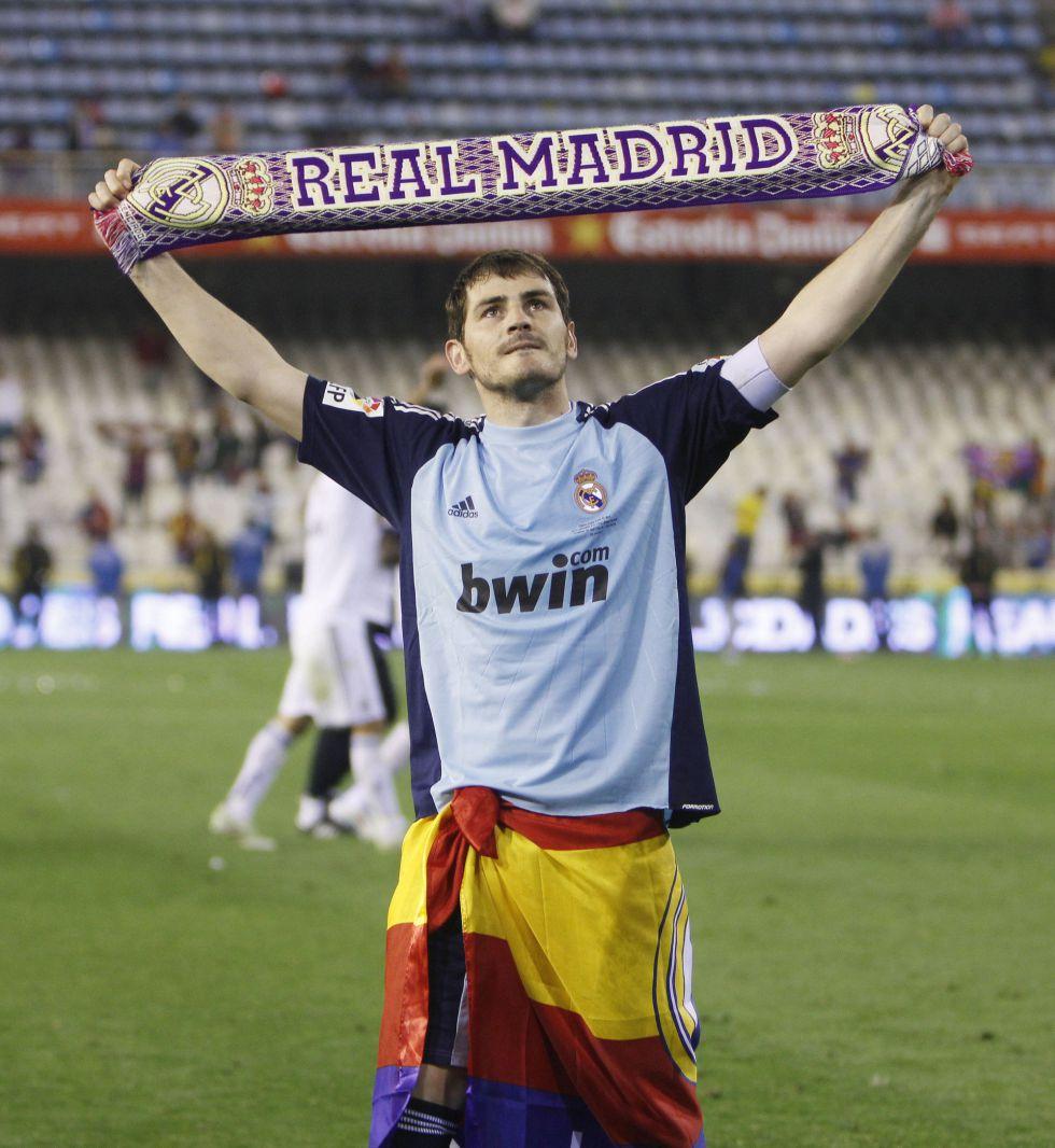 Real Madrid: El mundo del deporte rinde homenaje a Iker Casillas ...