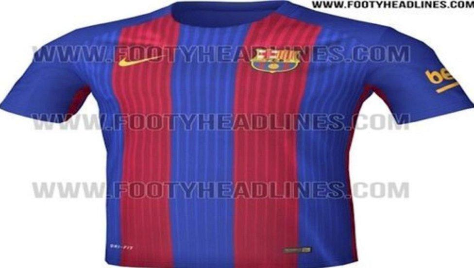 Fútbol  Descubre 10 diseños de camisetas para la temporada 2016 2017 -  AS.com 9f9590071d21b