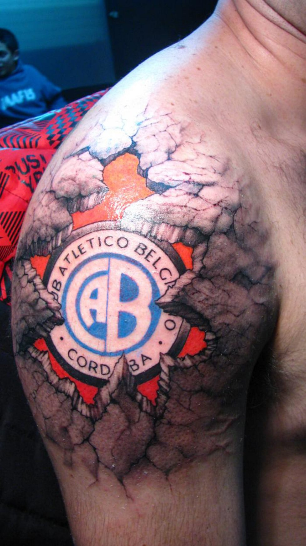 36 Tatuajes De Escudos De Fútbol Que Te Sorprenderán Ascom
