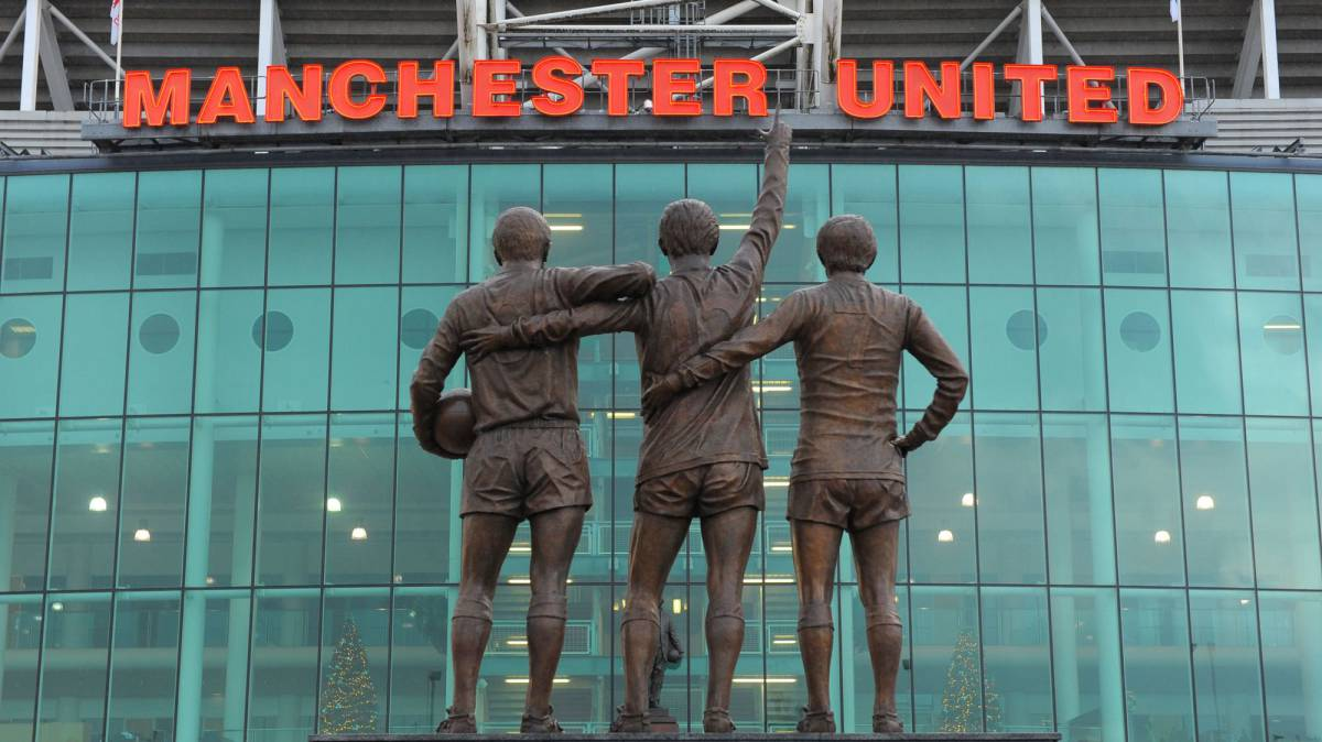 Estatua Old Trafford