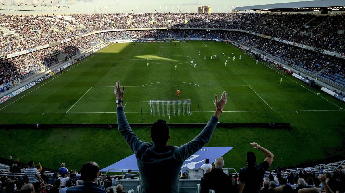 El Cádiz lleva sin ganar un partido de liga en el Heliodoro desde 2006