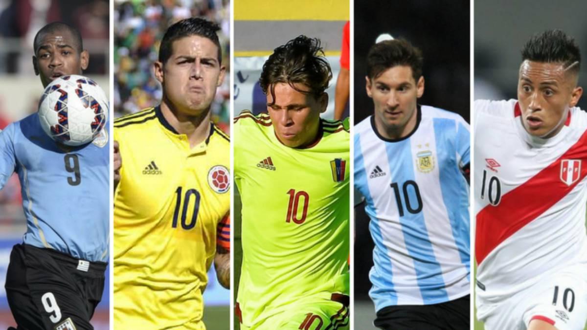 Eliminatorias Rusia 2020 Sudamerica Calendario.Los 10 Jugadores A Seguir En La Fecha De Eliminatorias As Com