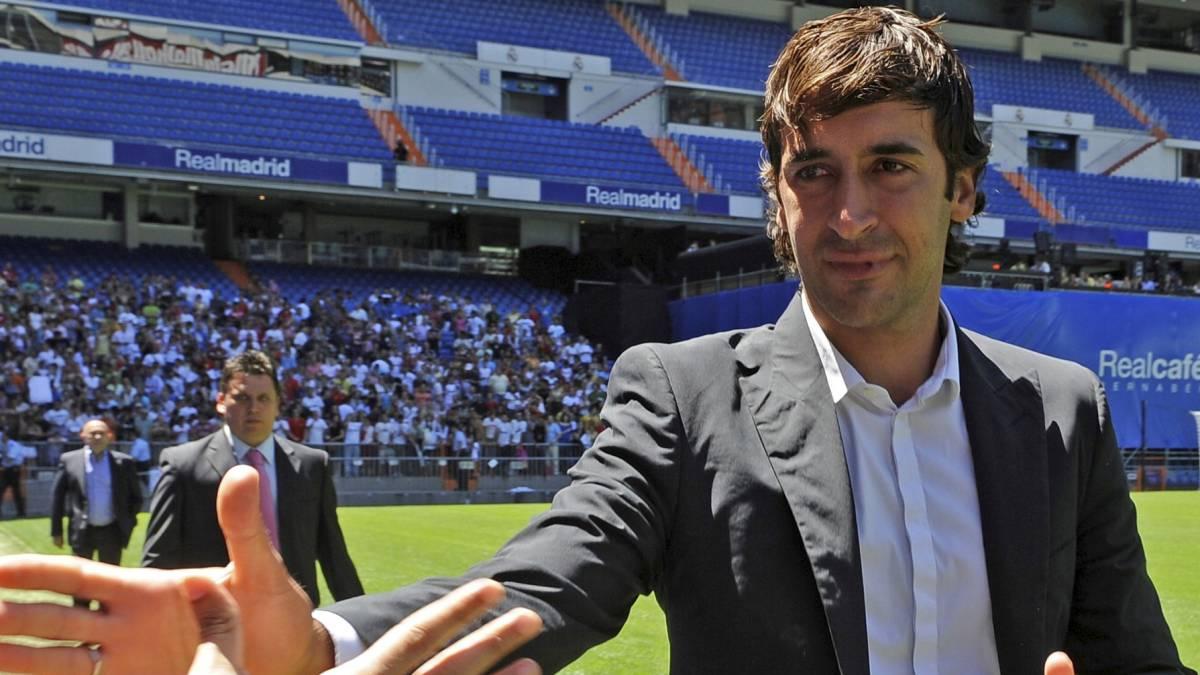 Raúl deja LaLiga y volverá al Real Madrid siete años después - AS.com 2711d032eb662