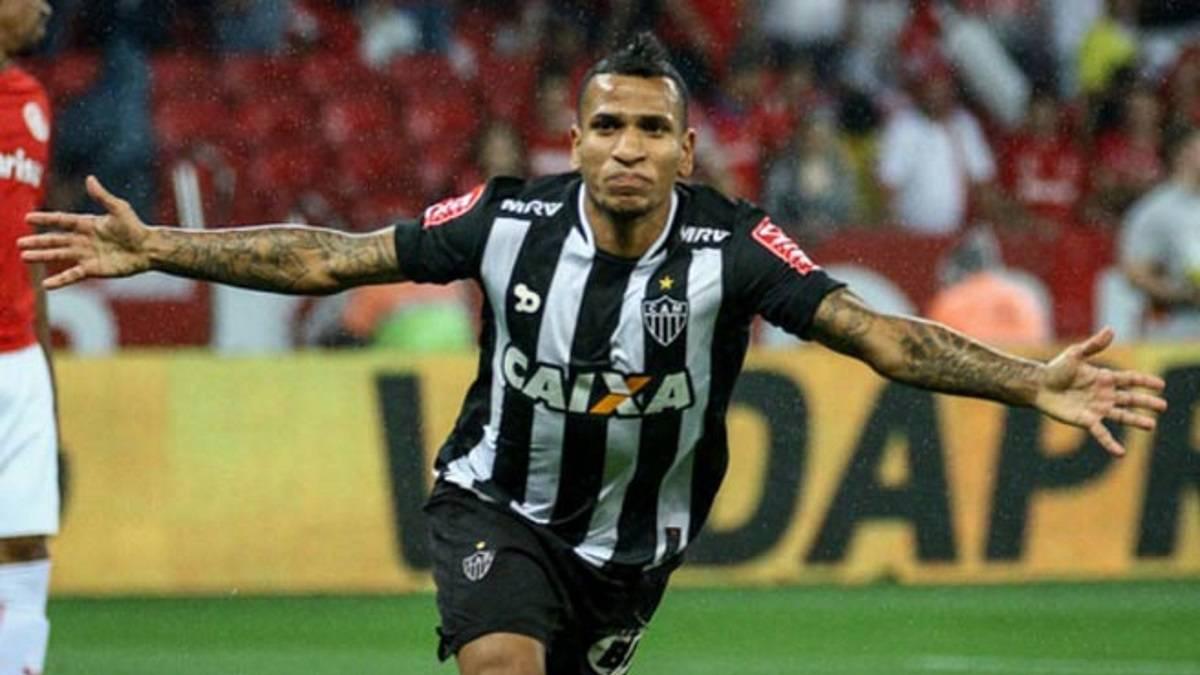 Resultado de imagen de Rómulo Otero Brasil Atlético Mineiro