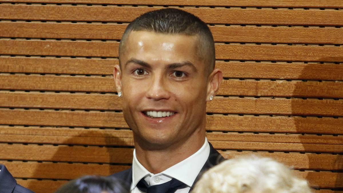 Real Madrid Cristiano explic el motivo de su nuevo corte de pelo