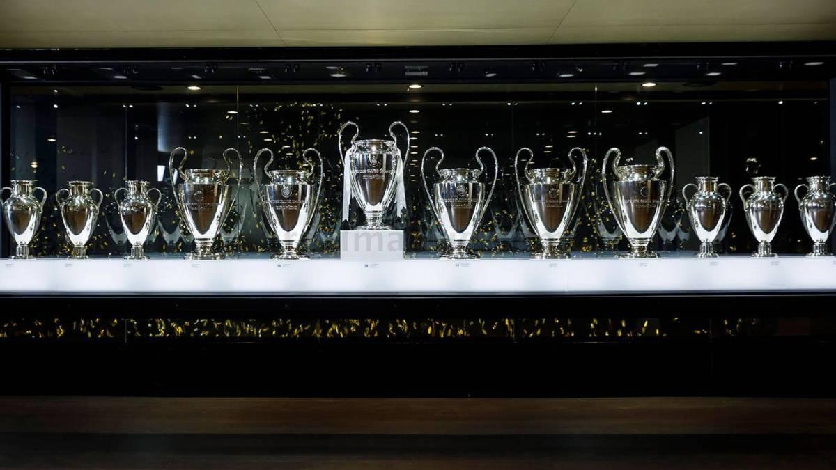 Museo Real Madrid.Real Madrid La Duodecima Luce En El Museo As Com