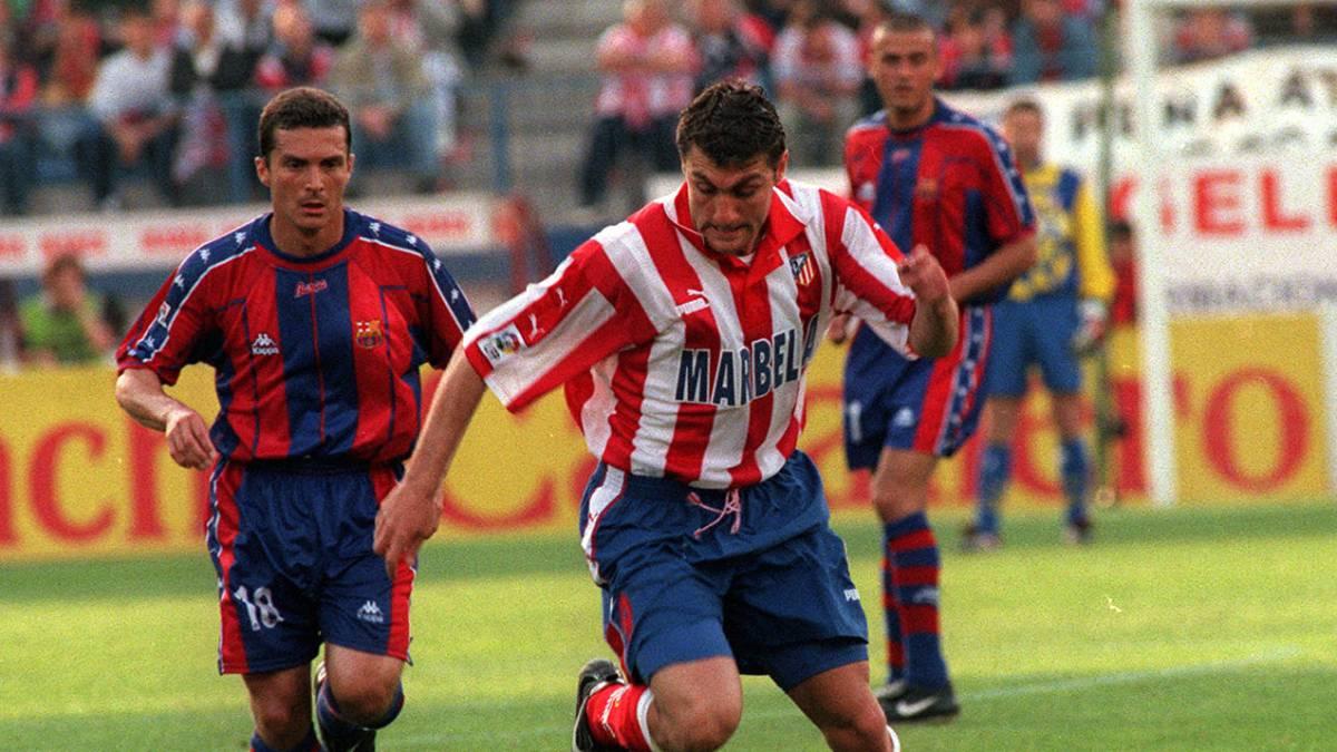 Qué fue de Christian Vieri el Capocannioneri del Atlético AS