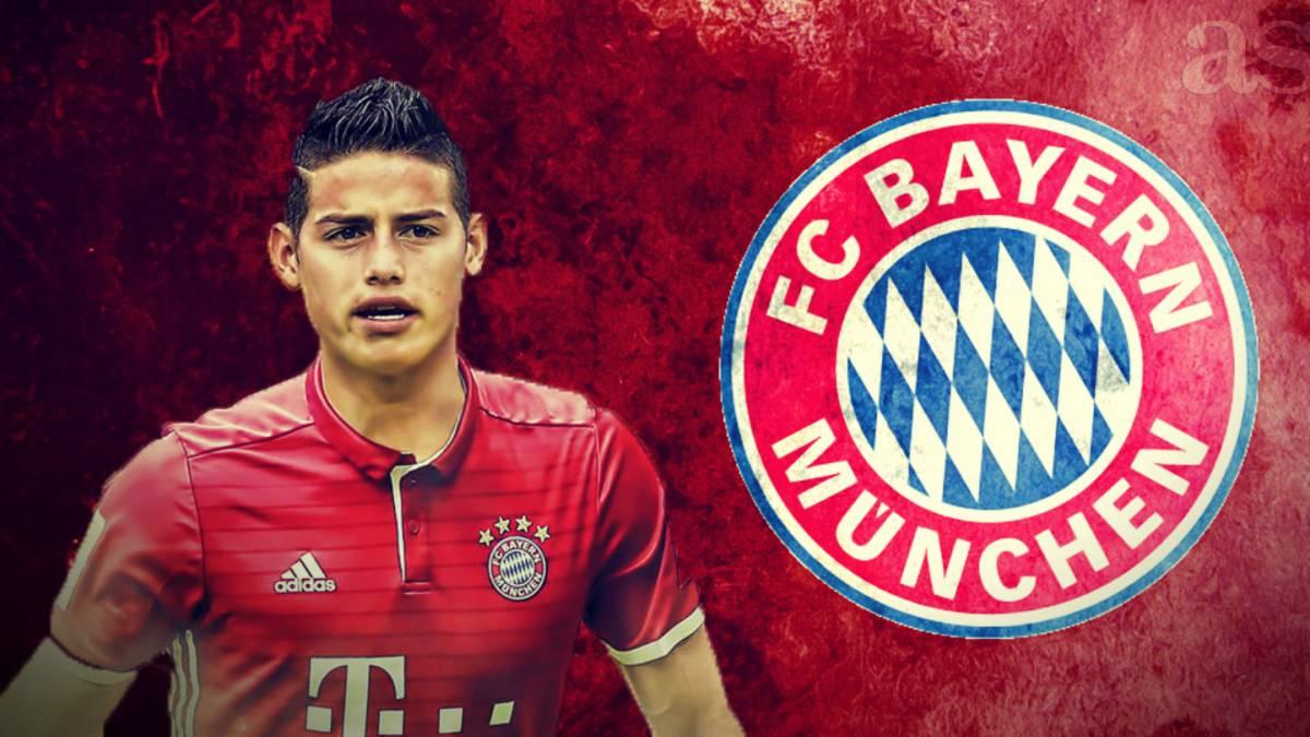 Real Madrid  Oficial  James se va al Bayern - AS.com 15dd23e2c96e6